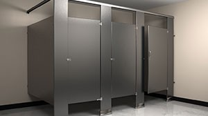 Toilet Partitions & Bathroom Accessories
